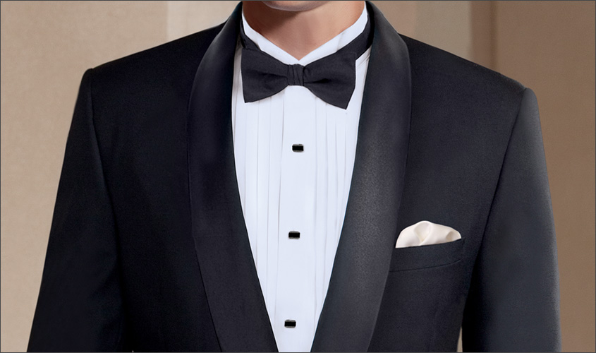 How to Wear A Tuxedo | Tips on Tuxedos for Men at JoS. A. Bank