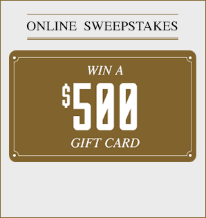 Win A Gift Card
