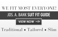 Mens Suit Fit Guide